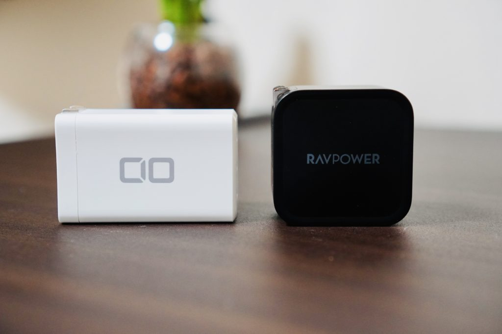 LIlNobとRAVPower