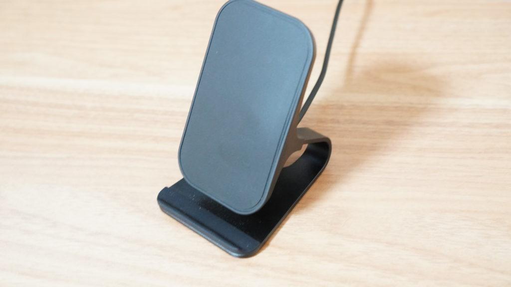 ワイヤレス充電スタンド