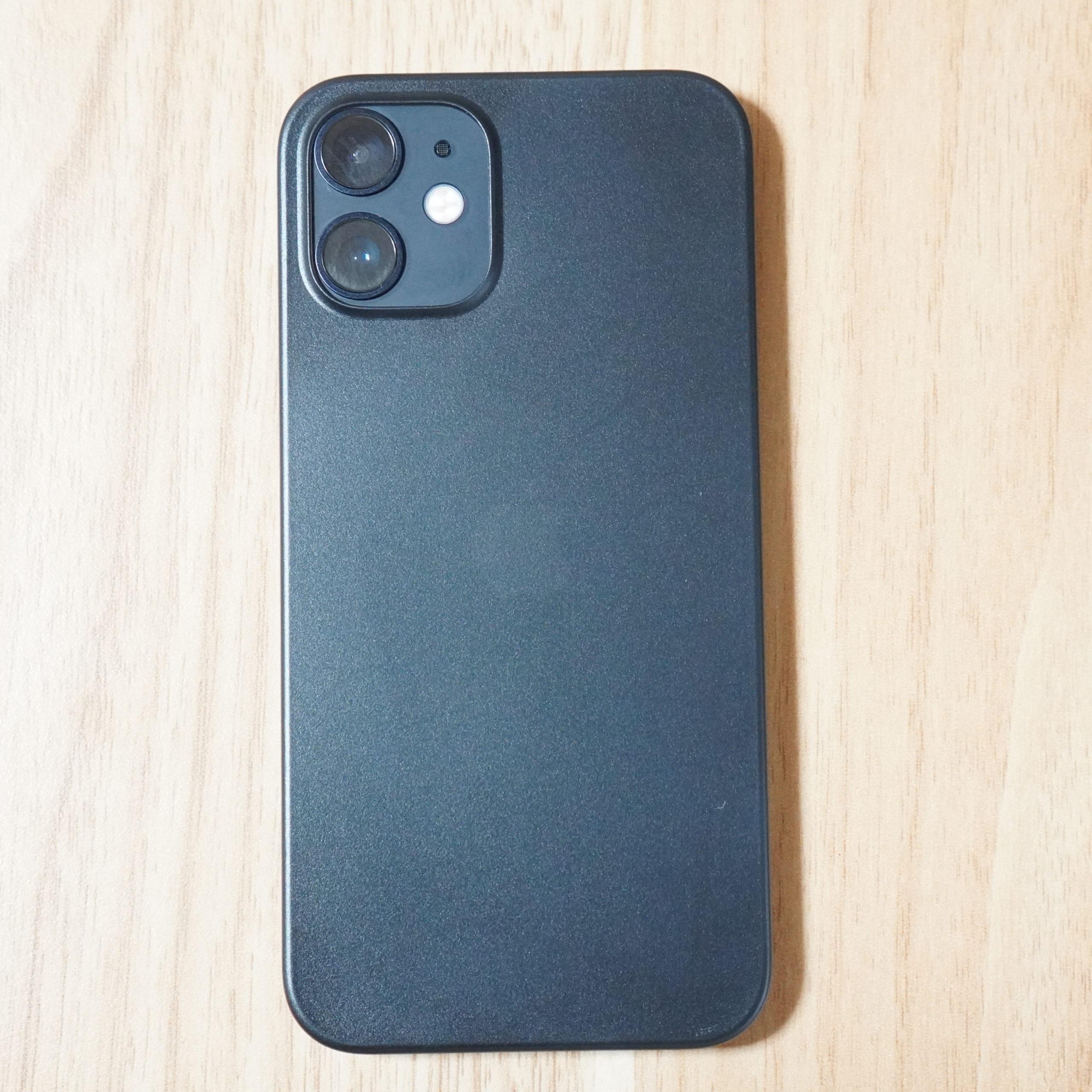 フロストエア-iPhone12mini