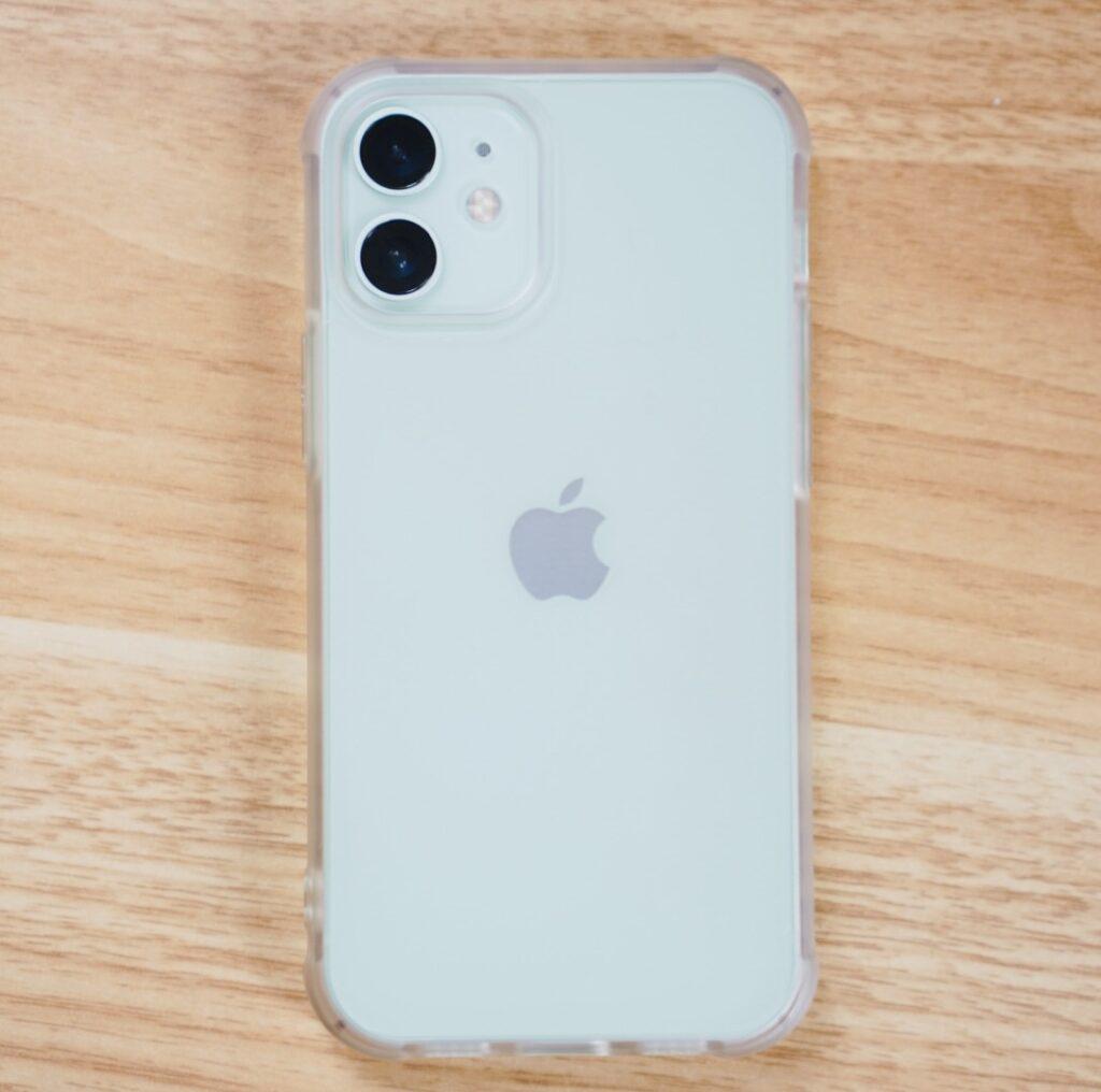 フロストプロ × iPhone 12 miniグリーン