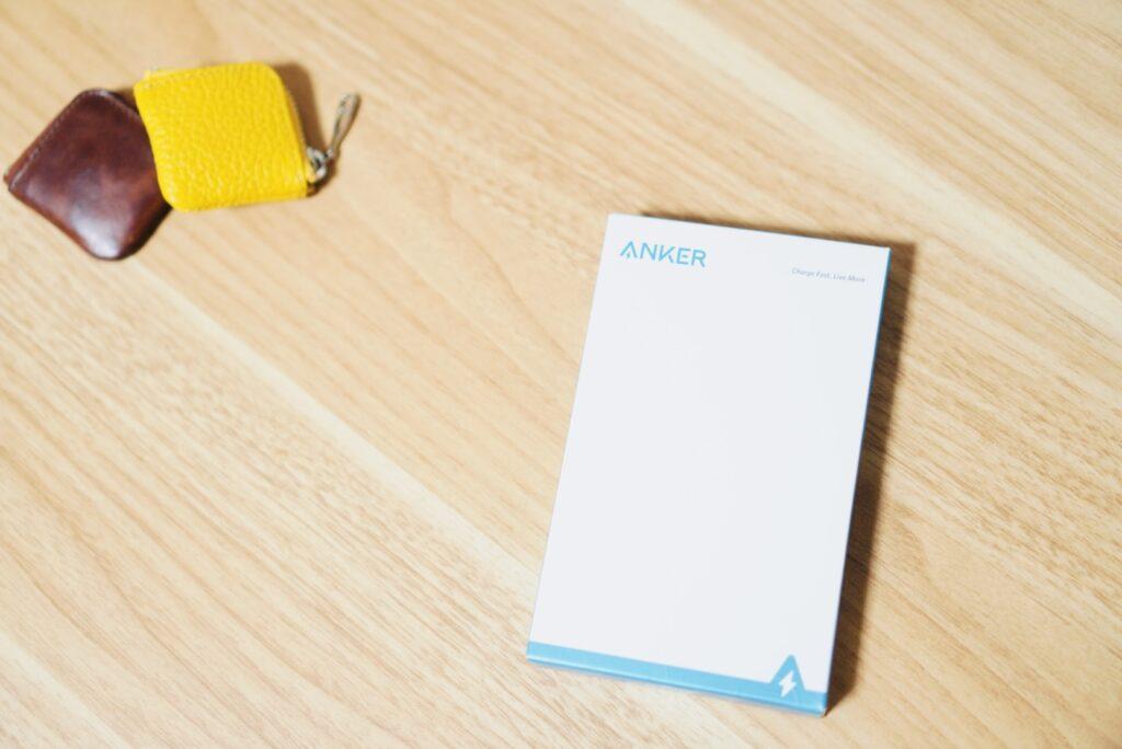 Ankerのケーブルホルダー