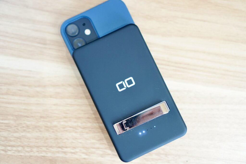 MagSafe対応モバイルバッテリー