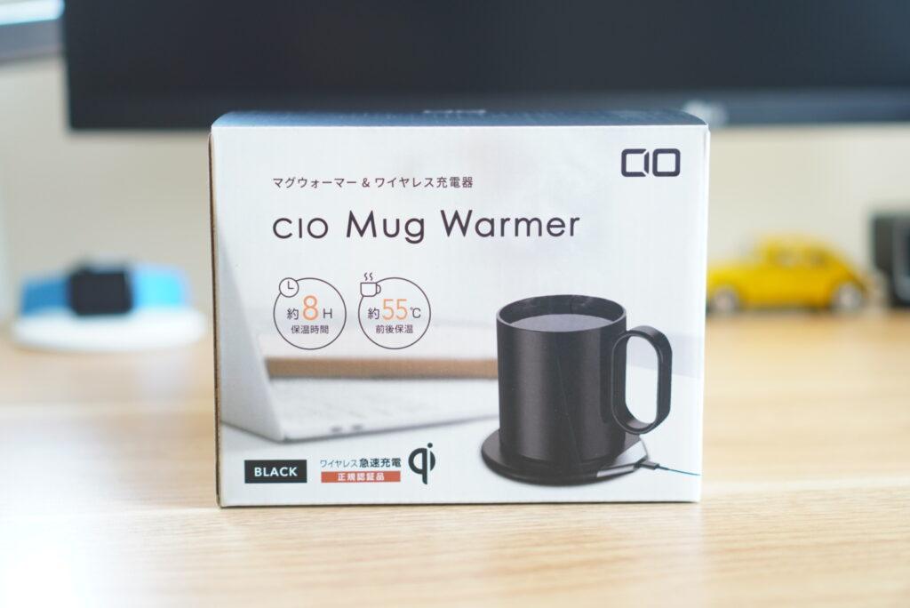 CIOのマグウォーマー