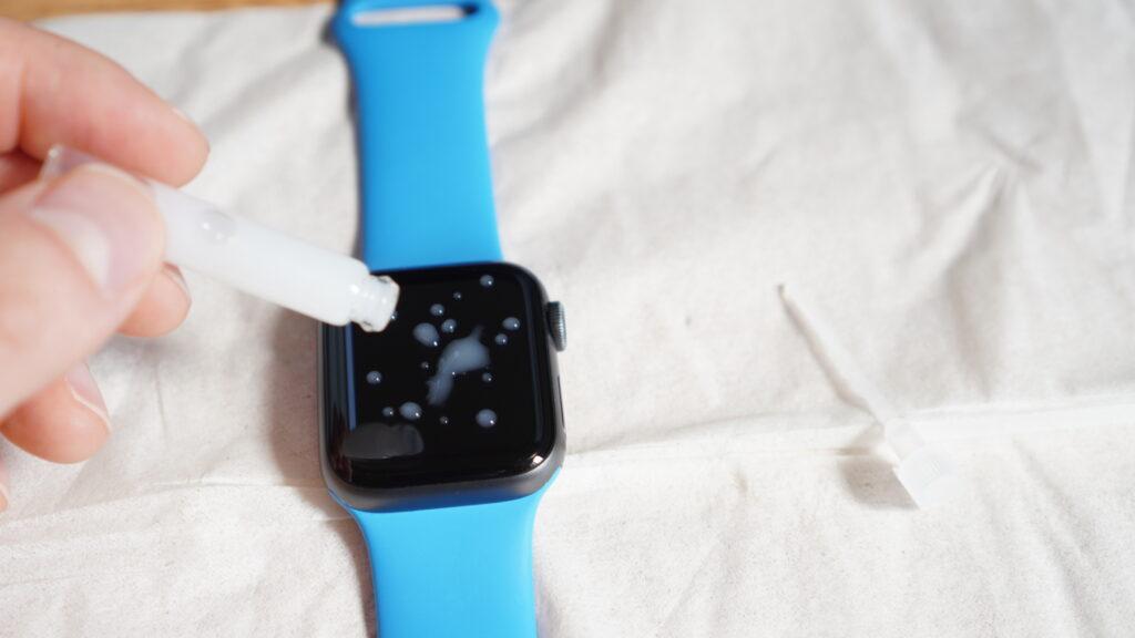 コーティング-Apple Watch