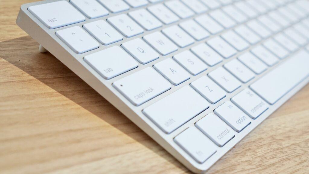 Magic Keyboard-傾斜