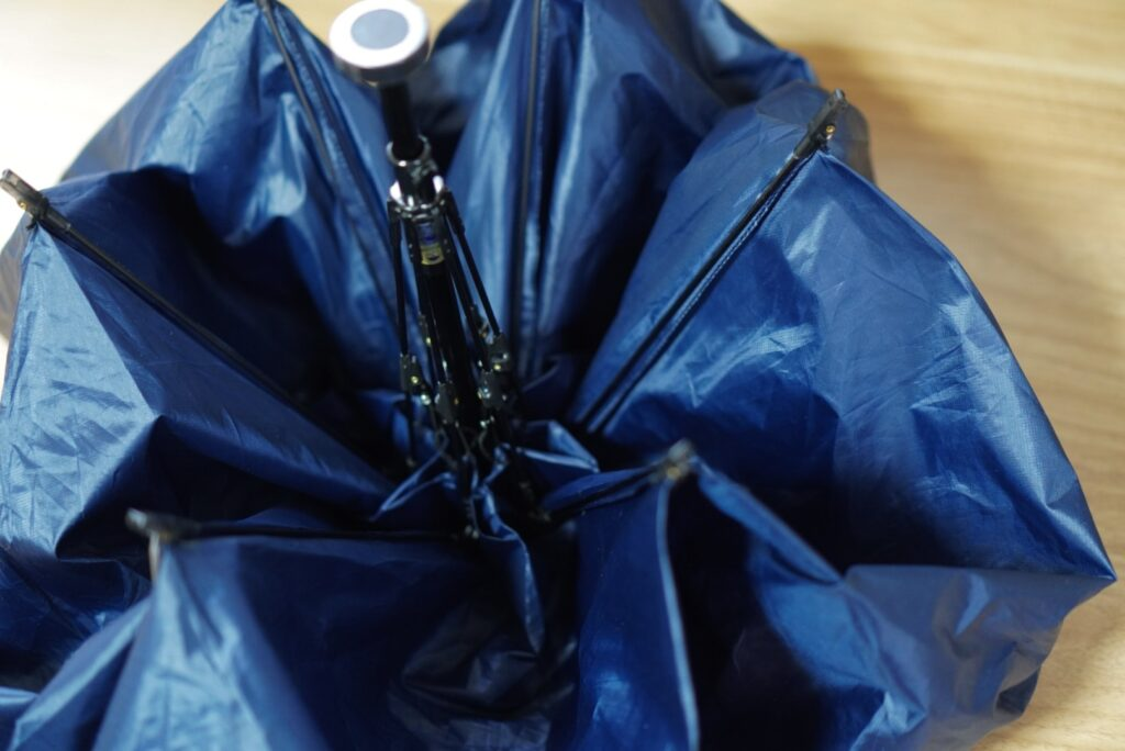 傘の強度-Barbrella