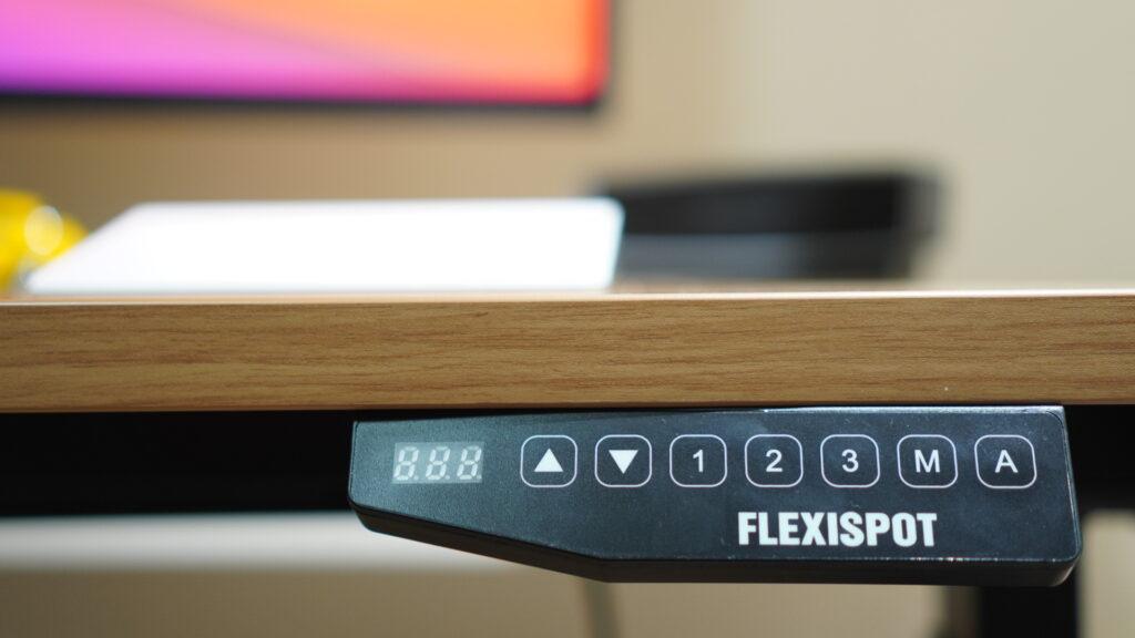 Flexispot自動昇降式デスク