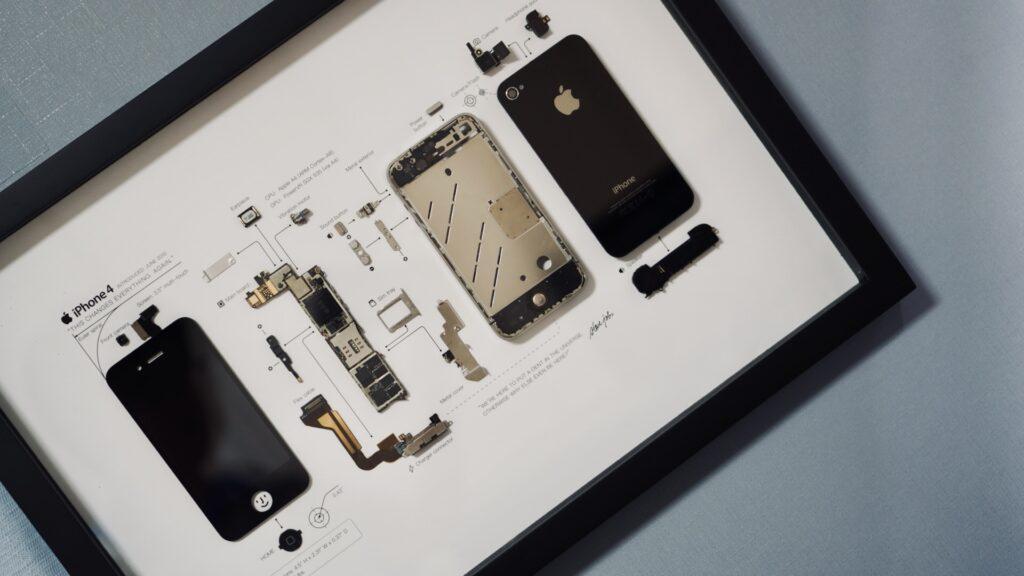 iPhoneは芸術的だ