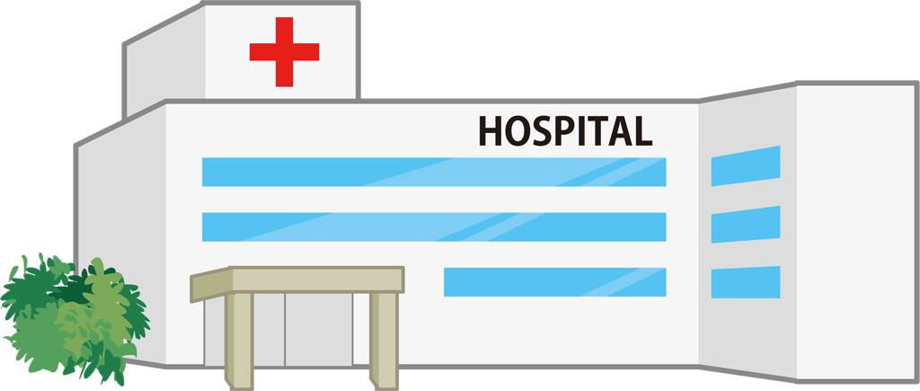 病院でも使われている体温計
