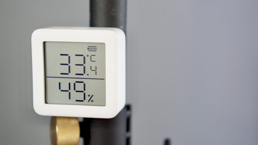 SwitchBot温湿度計_ドローアライン
