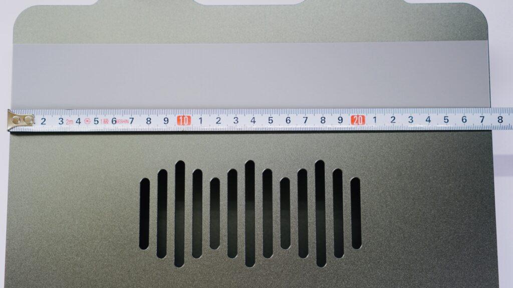 EPNノートパソコンスタンド-横幅