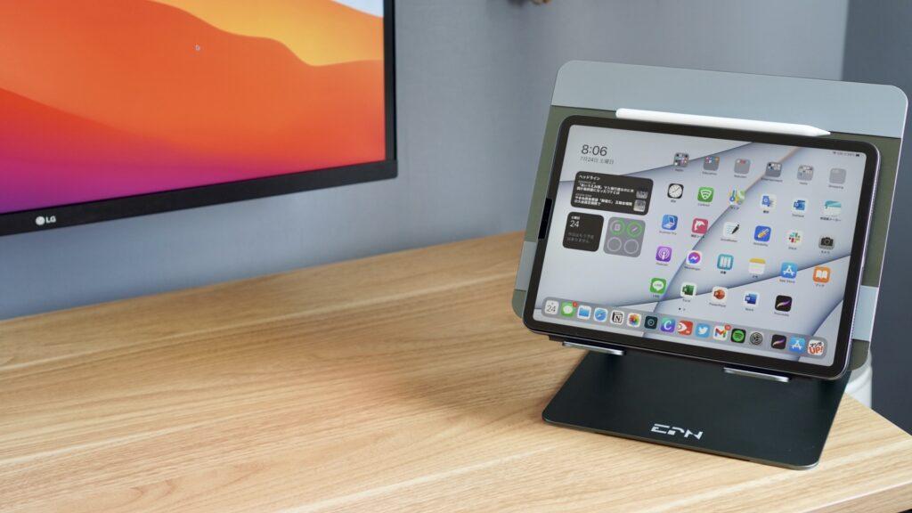 EPNノートパソコンスタンド_iPad