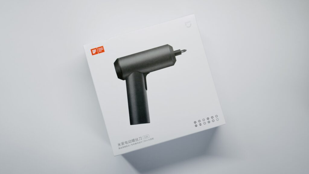 Xiaomi_MIJIA ポータブル2000mAh充電式コードレス電動ドライバー