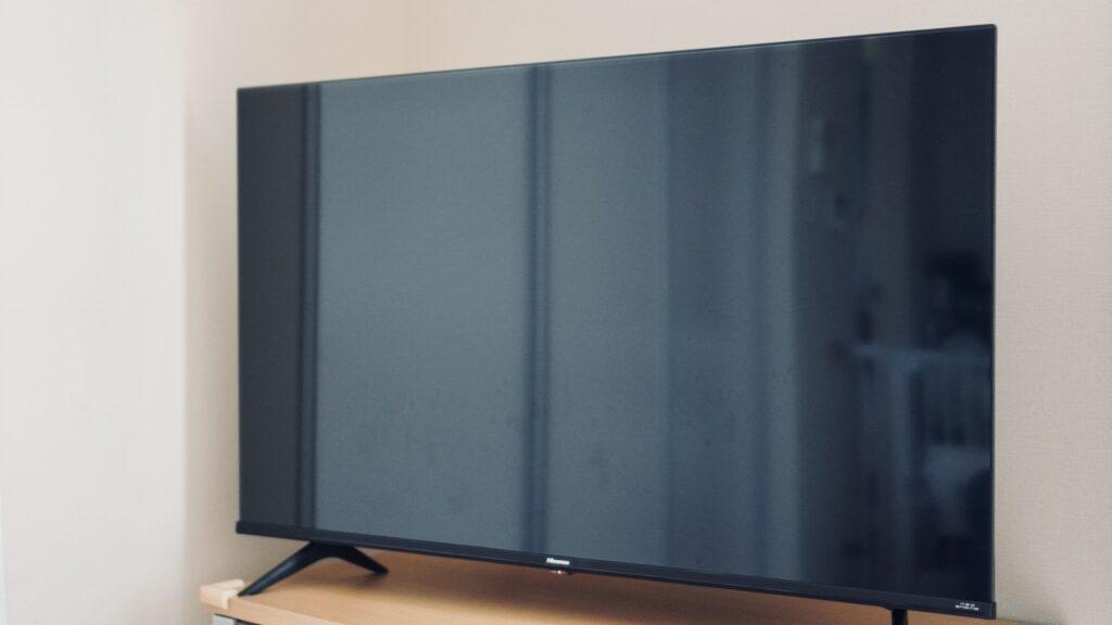 ハイセンスの4Kテレビ