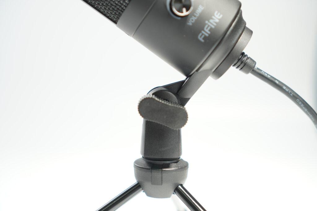 FIFINEのコンデンサーマイク「K669B」