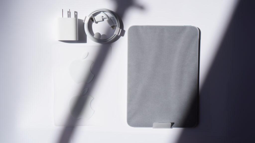 iPad miniの付属品