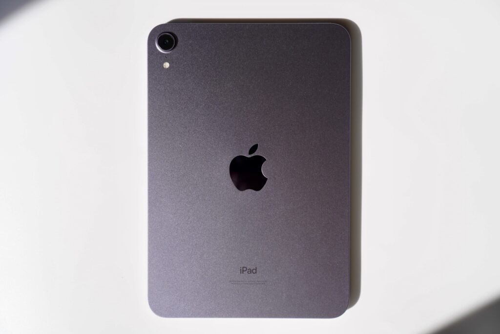 iPad mini_パープル